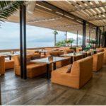 «Апельсин» — пляж-кафе, ресторан и клуб в Ялте