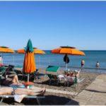 пляж Арзы в Судаке