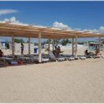 Пляж «Родничок»: для отдыха с малышами в Евпатории