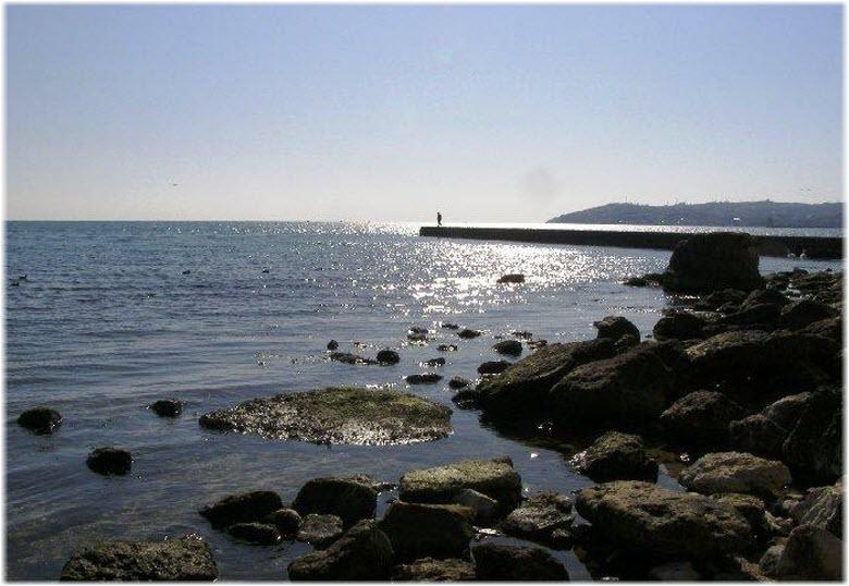 пляж Суворинские камни