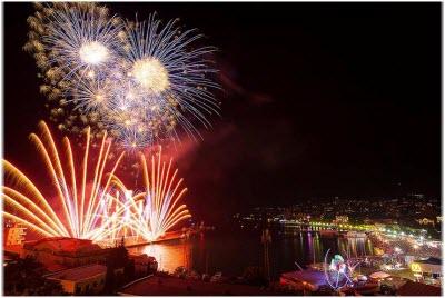празднование Дня города Ялта