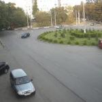 фото с камеры на Горьковском кольце в Керчи