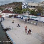 фото с камеры на Городском пляже