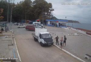 фото с камеры на набережной Учкуевки
