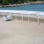 фото с камеры на пляже Омега