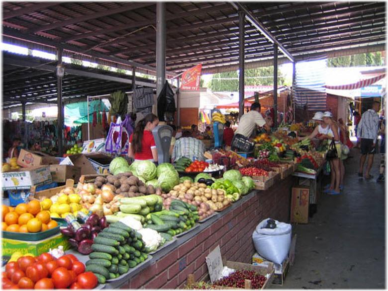 фото Центрального городского рынка