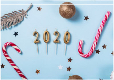 новый год в отеле Левант
