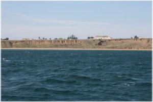 Песчаная балка в Крыму