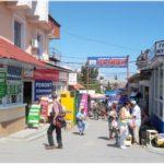 Центральный рынок в Алуште
