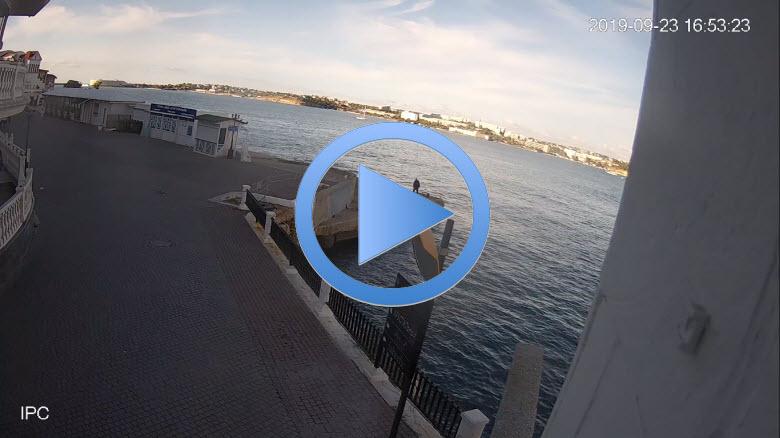 веб-камера на Хрустальном 2