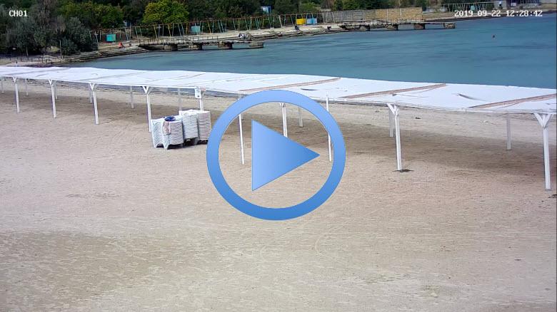 веб-камера на пляже Омега