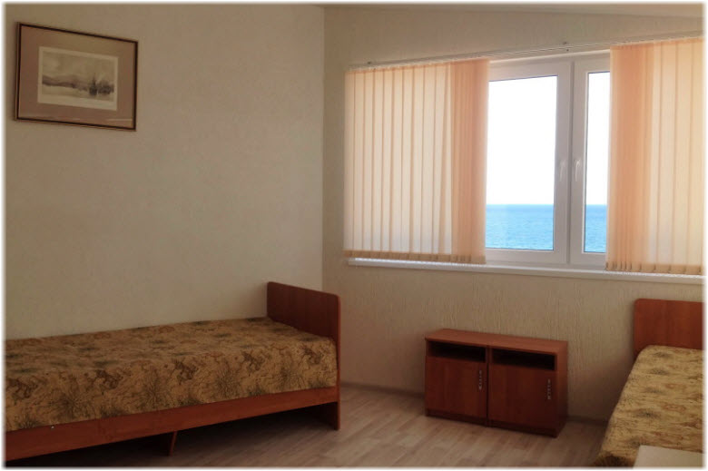 апартаменты на Черноморской 1Г