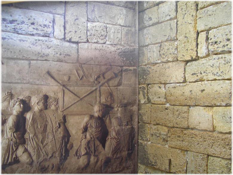 фото Евпаторийской стены плача