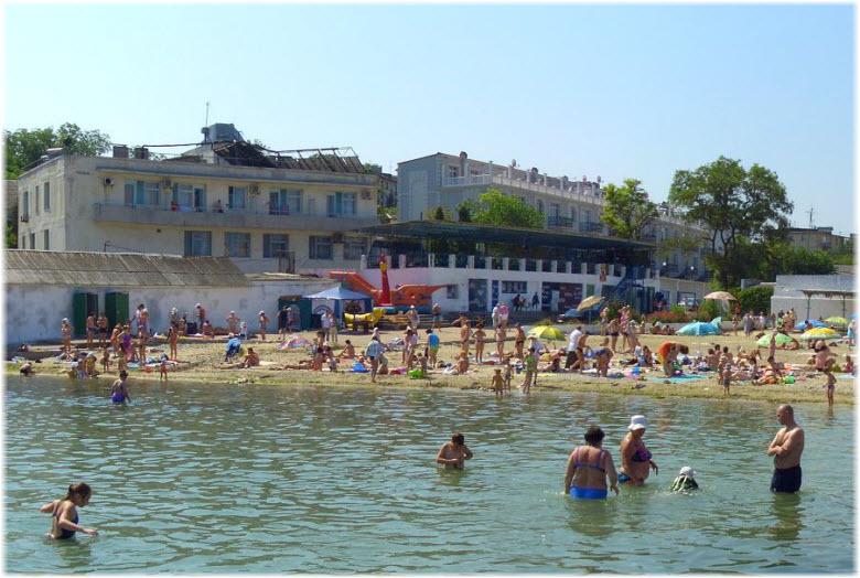 фото пляжа Песочный