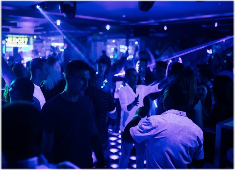 ночные клубы в Симферополе