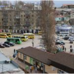 площадь Захарова в Севастополе