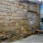 Стена плача в Евпатории
