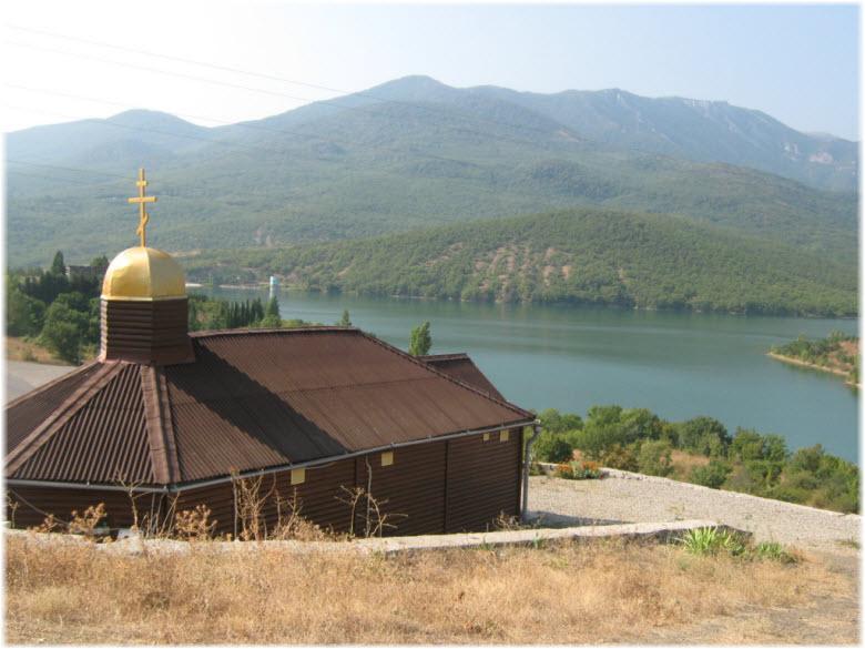 Храм Афанасия Затворника