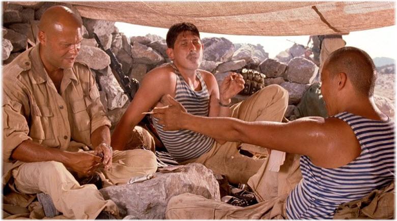 кадр с актерами фильма