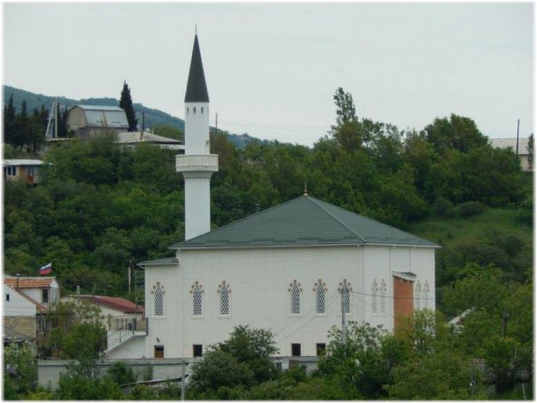 мечеть Корбек-Джами