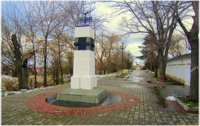 памятник Матросского бульвара