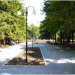 Парк Мира в Симферополе