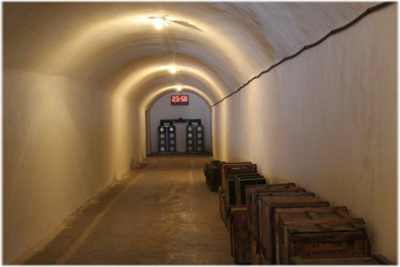 Севастопольские катакомбы