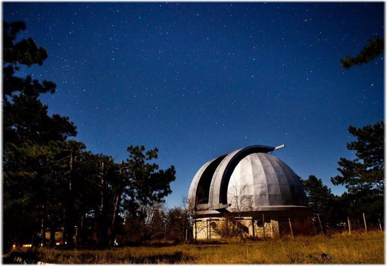 фото Астрофизической обсерватории