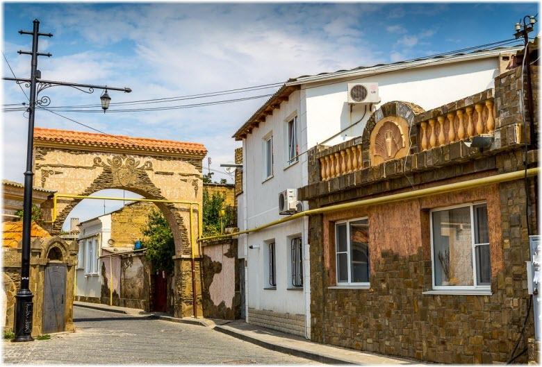 фото улиц Старого города