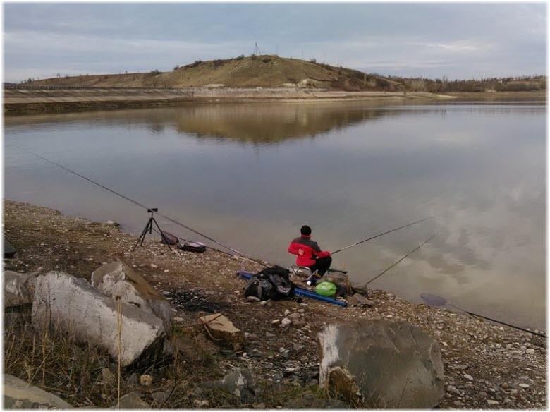 рыбаки на Фронтовом