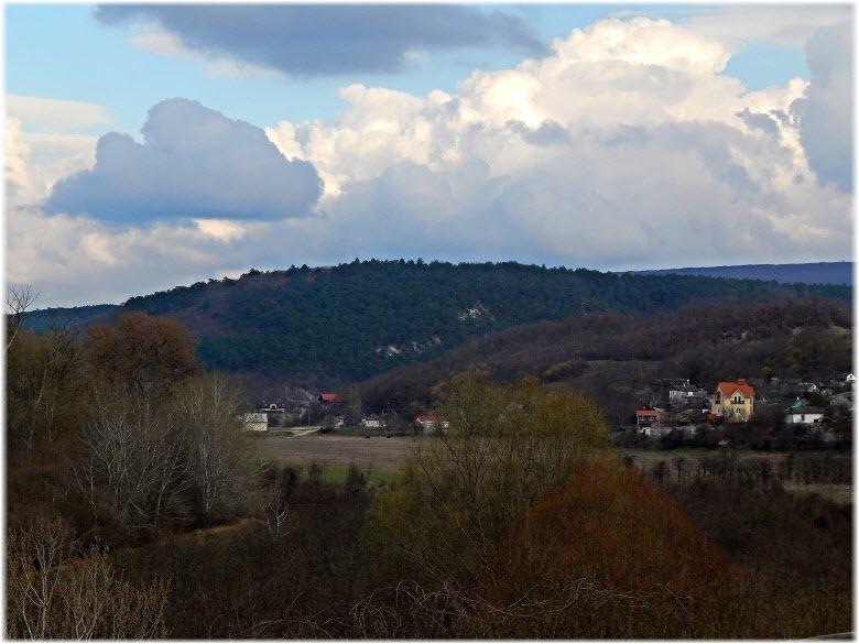село Баштановка