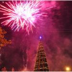 встреча Нового года в Севастополе