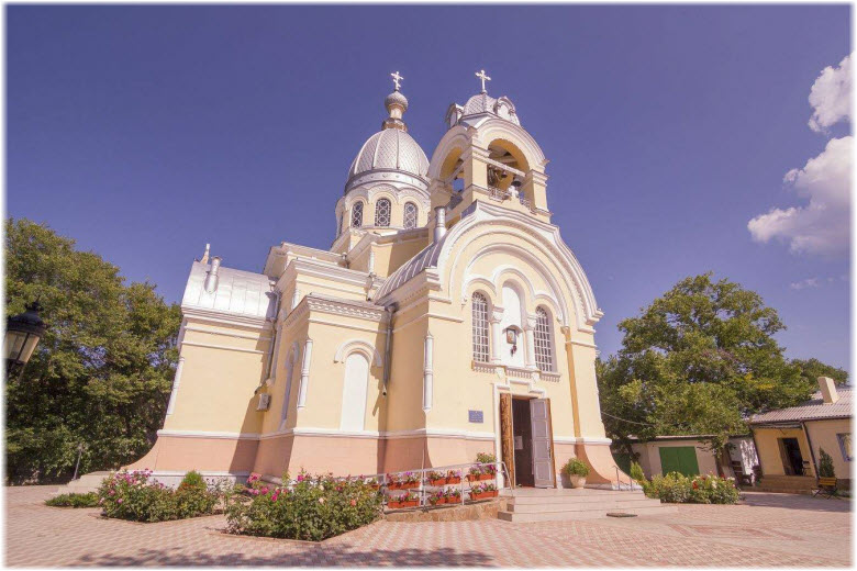 фото Казанского храма