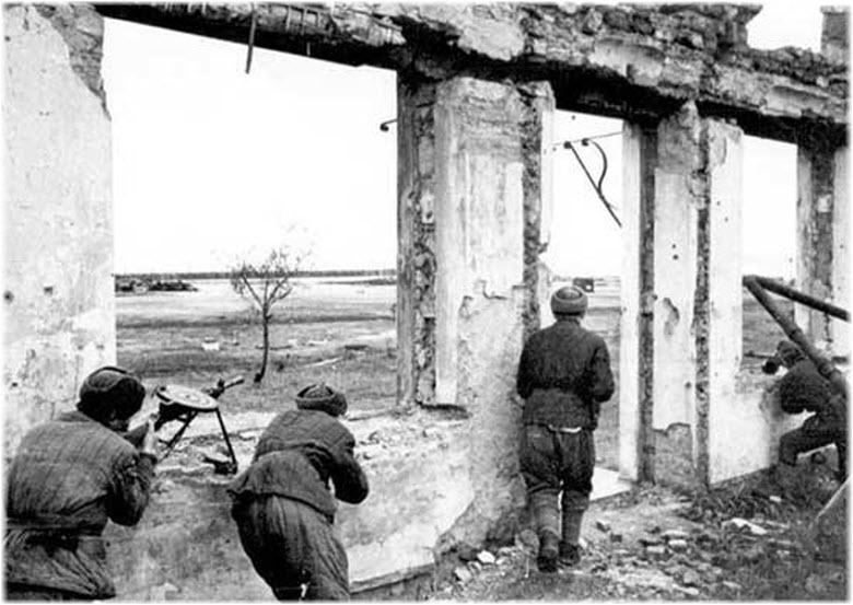ходе операции 1943 года
