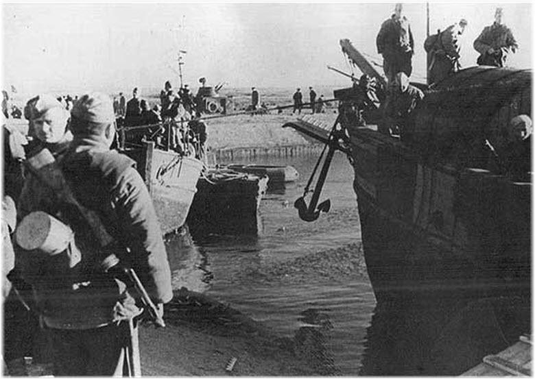 подготовка десантной операции