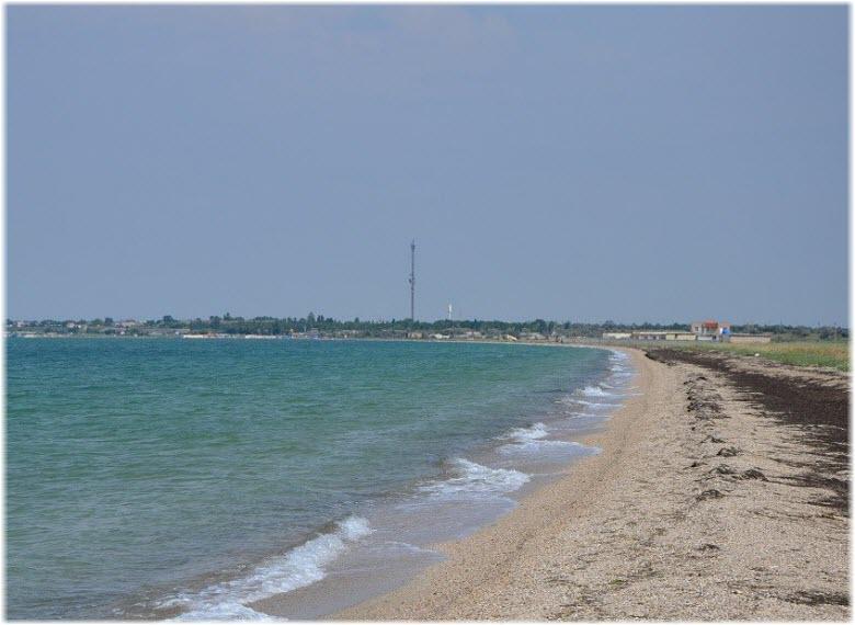 пляжи в Стерегущем