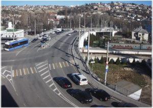 фото с камеры у ЖД-вокзала Севастополя