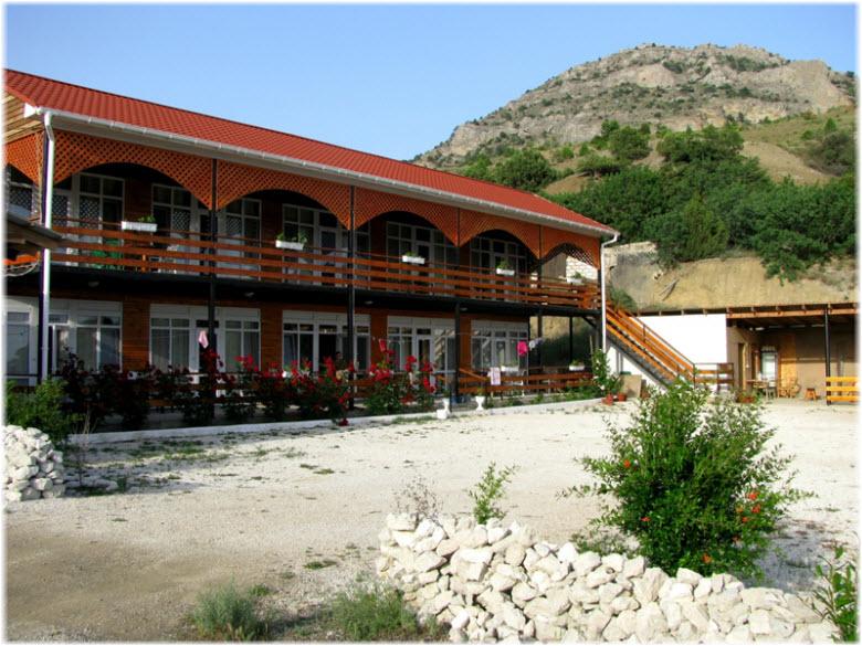 гостевой дом «У Сан Саныча»