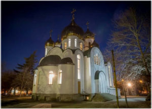 Храм Вениамина Петроградского в Симферополе