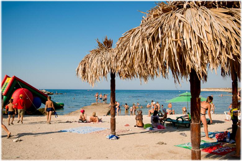 пляж Рыбзик