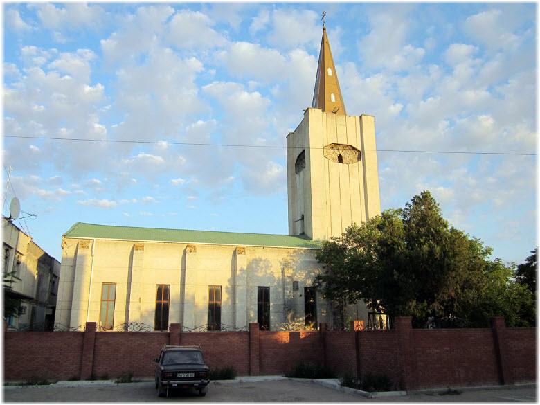 церковь Святых Захарии и Елисаветы