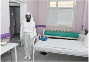 В Севастополе может быть обнаружен коронавирус