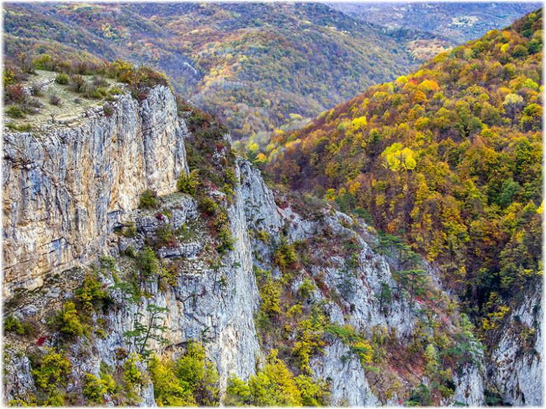 Большой каньон Крыма