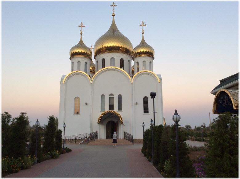 храм Ушакова в Новофедоровке