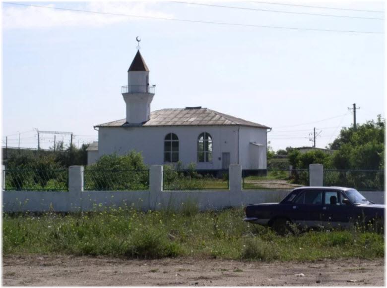 Джанкойская мечеть