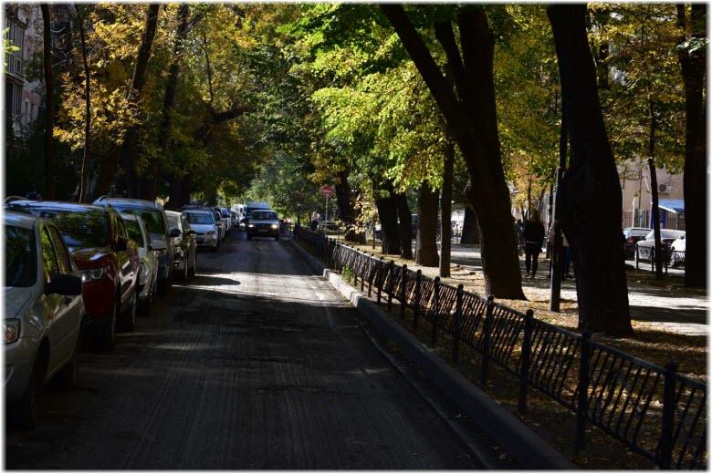 фото бульвара Франко