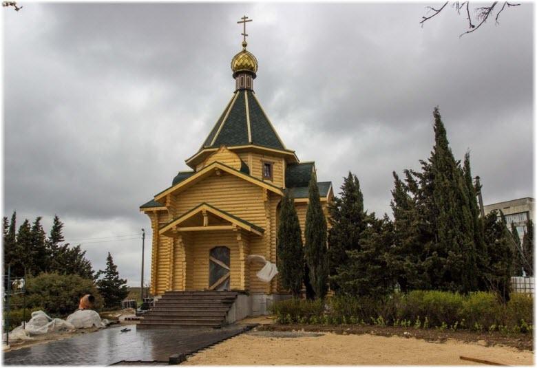фото Храма Сергия Радонежского