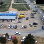 фото с камеры в Казачье бухте