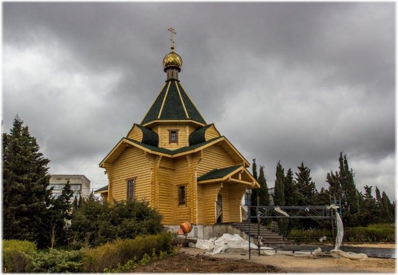 фото Сергиевской церкви