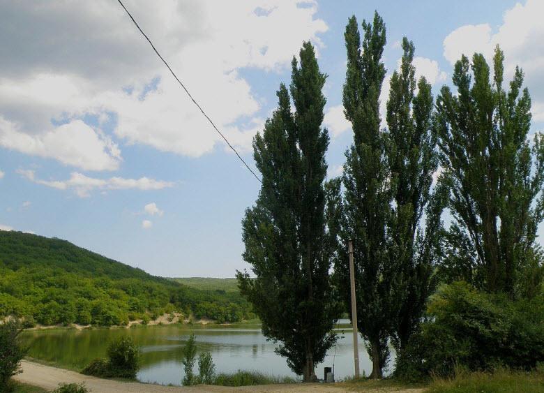 Грушевское озеро